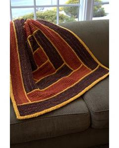 Plymouth Patterns - Home Accessory Patterns - 2839 Afghan