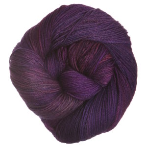 SweetGeorgia Tough Love Sock Yarn - Bewitched