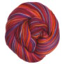 Misti Alpaca Hand Paint Sock Yarn - 66 Rumba Red
