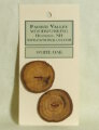 Favour Valley Woodworking Wood Buttons - White Oak - Large (2 button card)