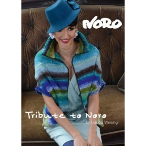 Claudia Wersing Noro Books - Tribute to Noro