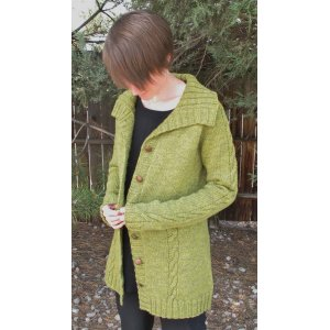 Knitting Pure and Simple Women's Cardigan Patterns