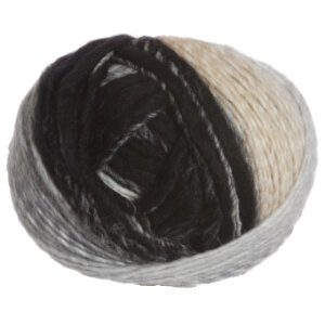 Trendsetter Frontier Yarn - 875 Grey/Cream/Ash with Black