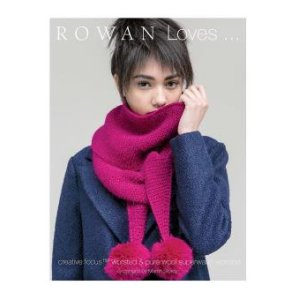 Martin Storey Pattern Books - Rowan Loves...Creative Focus Worsted and Pure Wool Superwash Worsted