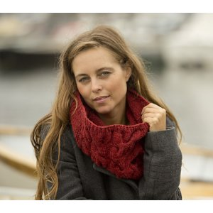 Swans Island Patterns - Acadia Cowl