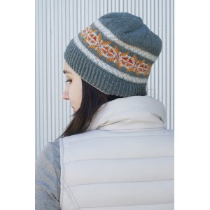 Swans Island Patterns - Frances Hat