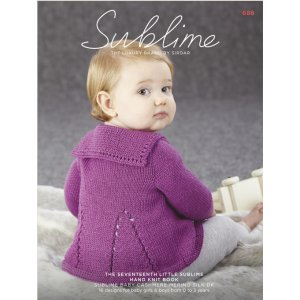 Sublime Books - 688 - The Seventeenth Little Sublime Hand Knit Book