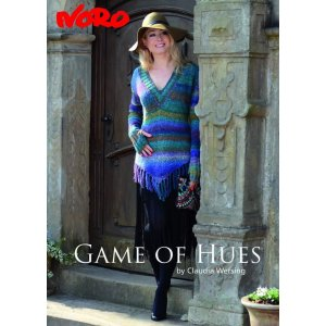 Claudia Wersing Noro Books - Game of Hues