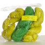 Misti Alpaca 250g Tonos Worsted Grab Bags Yarn - Yellow & Green