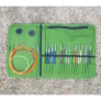 Knitter's Pride Jimmy Jumble Interchangeable Needle Sets Needles - Green Multi