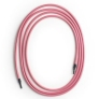"Denise Interchangeable Sets and Cords - 24"" Pink Cord"