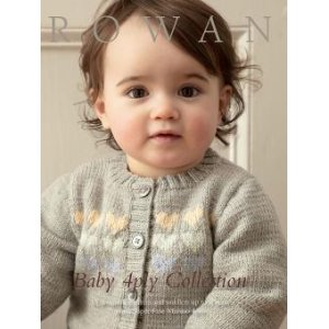 Rowan Pattern Books - Baby 4ply Collection