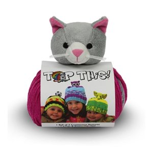 DMC Creative World Top This! Yarn - Kitten