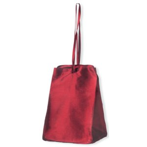 Lantern Moon - Small Silk Taffeta Bag