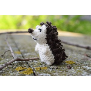Susan B. Anderson Patterns - Hedgie