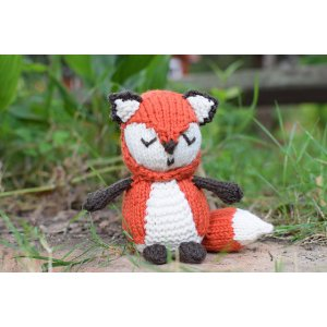 Susan B. Anderson Patterns - Woodland Fox