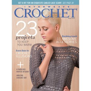 Interweave Crochet Magazine - '16 Winter