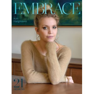 Kim Hargreaves Pattern Books - Embrace