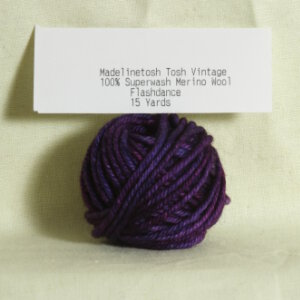 Madelinetosh Tosh Vintage Samples Yarn - Flashdance