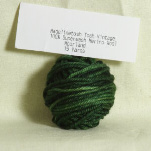 Madelinetosh Tosh Vintage Samples Yarn - Moorland (Discontinued)