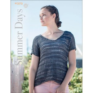 Berroco Pattern Books - 373 - Summer Days