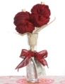Jimmy Beans Wool Yarn Bouquets - Rowan Thick 'n' Thin Bouquet - Tarn