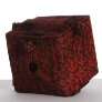 Lantern Moon Knit Out Box - Dark Red Flower