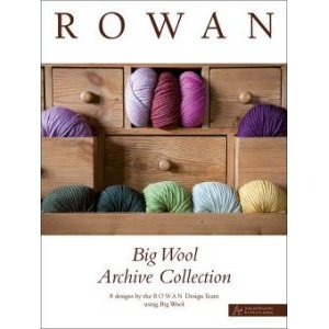 Rowan Pattern Books - Big Wool Archive Collection