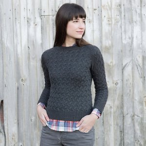 Knitbot Patterns - Coastal Pullover