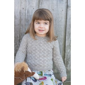 Knitbot Patterns - Little Coastal Pullover Pattern