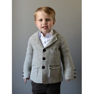 Never Not Knitting Patterns - Dapper Pattern