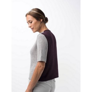 Shibui Knits SS16 Collection Patterns - Eclipse Pattern