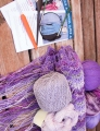 Universal Yarns Jimmy Yarn Jumble - Lilac