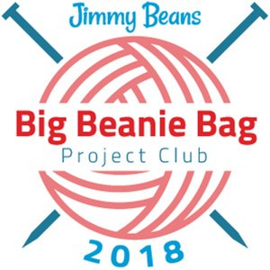 Jimmy Beans Wool Big Beanie Bag Project Club - *Monthly* Auto-renew Subscription - Cool Palette (Knit)