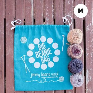Jimmy Beans Wool Big Beanie Bags - *Monthly* Auto-renew Subscription - Neutral Palette (Knit)