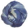 Swans Island Natural Colors Fingering Yarn - *Special Edition: Ikat Indigo/Natural