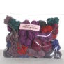 Jimmy Beans Wool Bag O' Scraps! Yarn - Crystal Palace Allegro Aran
