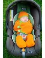 Tot Toppers Patterns - Snugglebug Car Seat Cozy