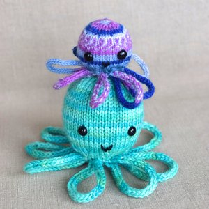 Susan B. Anderson Patterns - Octopus Pattern