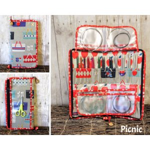 Chicken Boots Interchangeable Needle Case