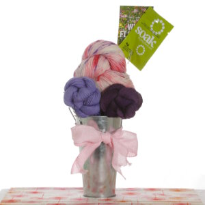 Jimmy Beans Wool Koigu Yarn Bouquets - '16 Mother's Day Bouquet - Wildflowers