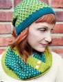 Carina Spencer Carina Spencer Patterns - Opposite Day Cowl