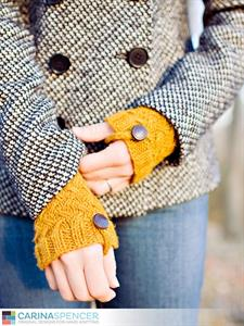 Carina Spencer Patterns - Farro Cuffs Pattern