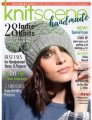 Interweave Press Knitscene Magazine  - '16 Handmade