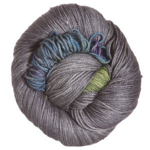 Madelinetosh Pashmina Yarn - Night Hawk