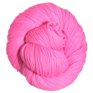 Madelinetosh Tosh Vintage Yarn - Neon Pink (Discontinued)