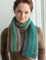 Classic Elite Liberty Wool Technicolor Scarf Kit