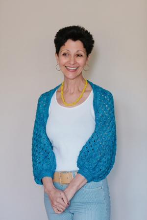 Lorna's Laces Sportmate Sail Away Shrug Kit - Scarf and Shawls