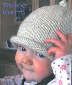 Tahoe Knots Patterns - Baby Beanie One (Discontinued) Pattern