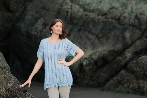 Juniper Moon Farm Zooey Sirena Pullover Kit - Women's Pullovers